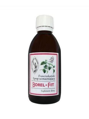 Obrazek Borel-Fit Syrop wzmacniający Suplement diety